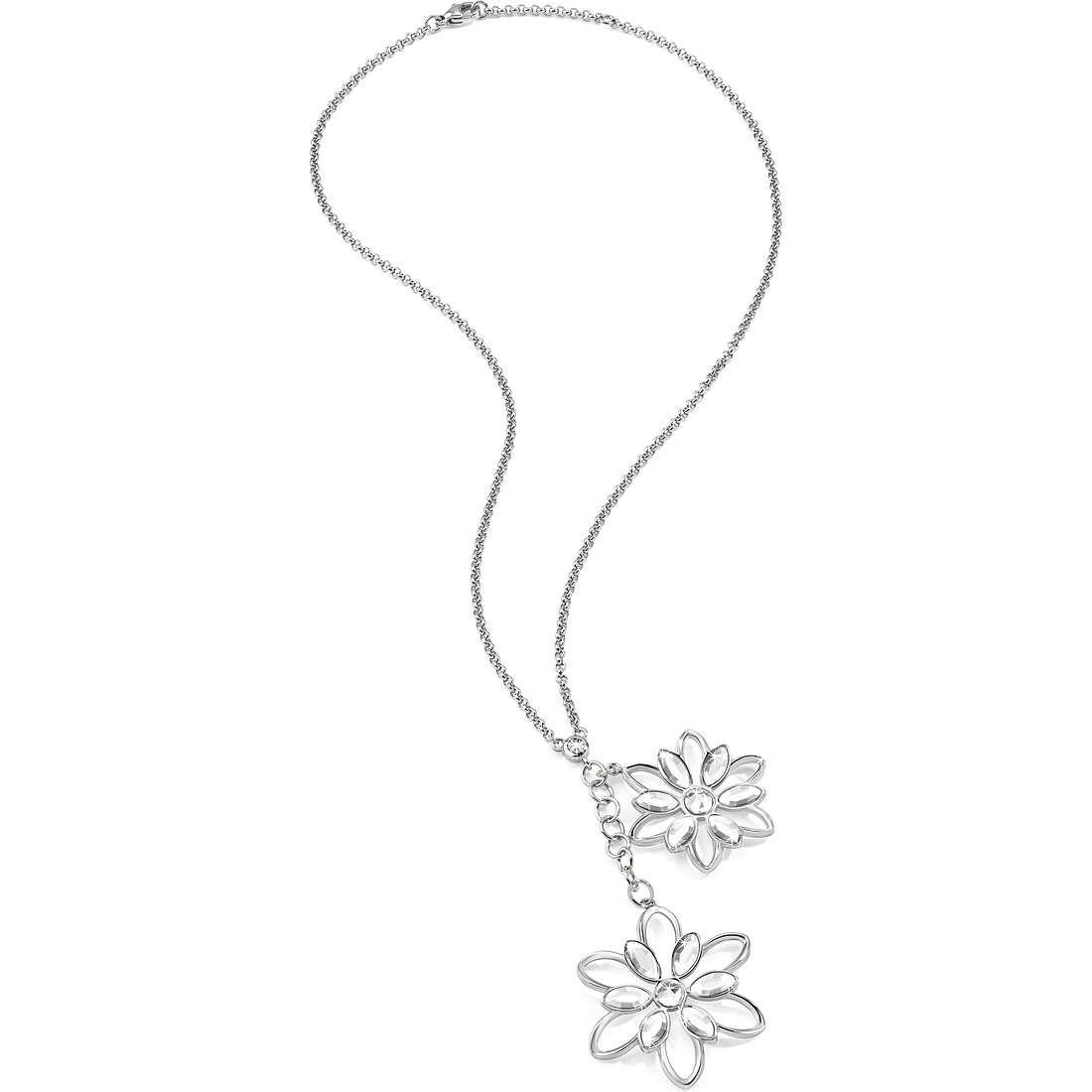 collier femme bijoux Morellato Fioremio SABK16