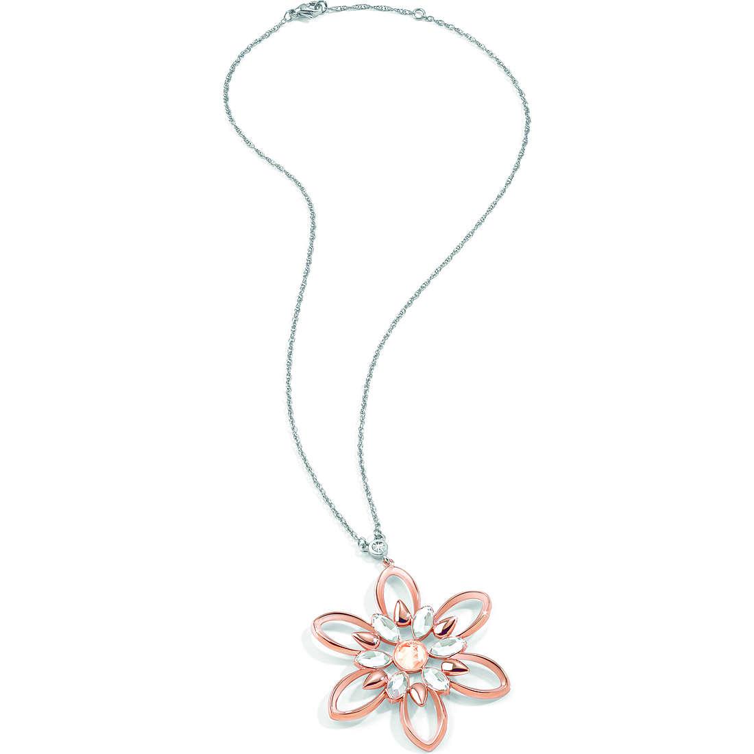 collier femme bijoux Morellato Fioremio SABK25