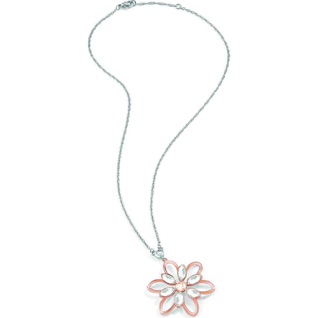 collier femme bijoux Morellato Fioremio SABK26
