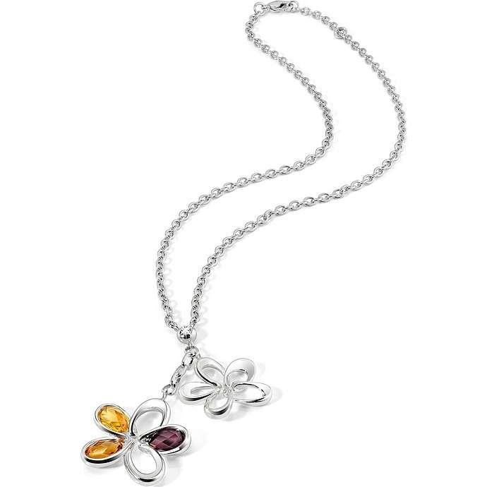 collier femme bijoux Morellato Fleur SIQ03
