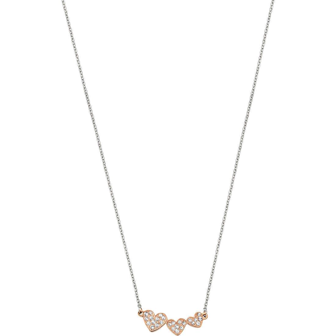 collier femme bijoux Morellato I-Love SAEU02