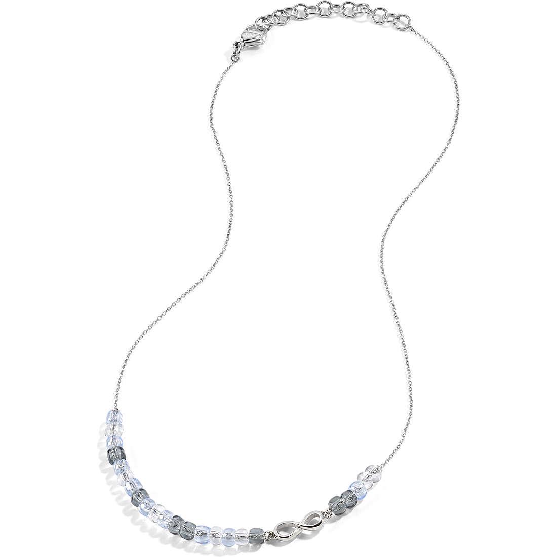 collier femme bijoux Morellato Icone SABS08