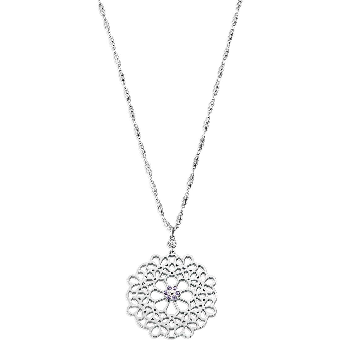 collier femme bijoux Morellato Kaleido SADY06