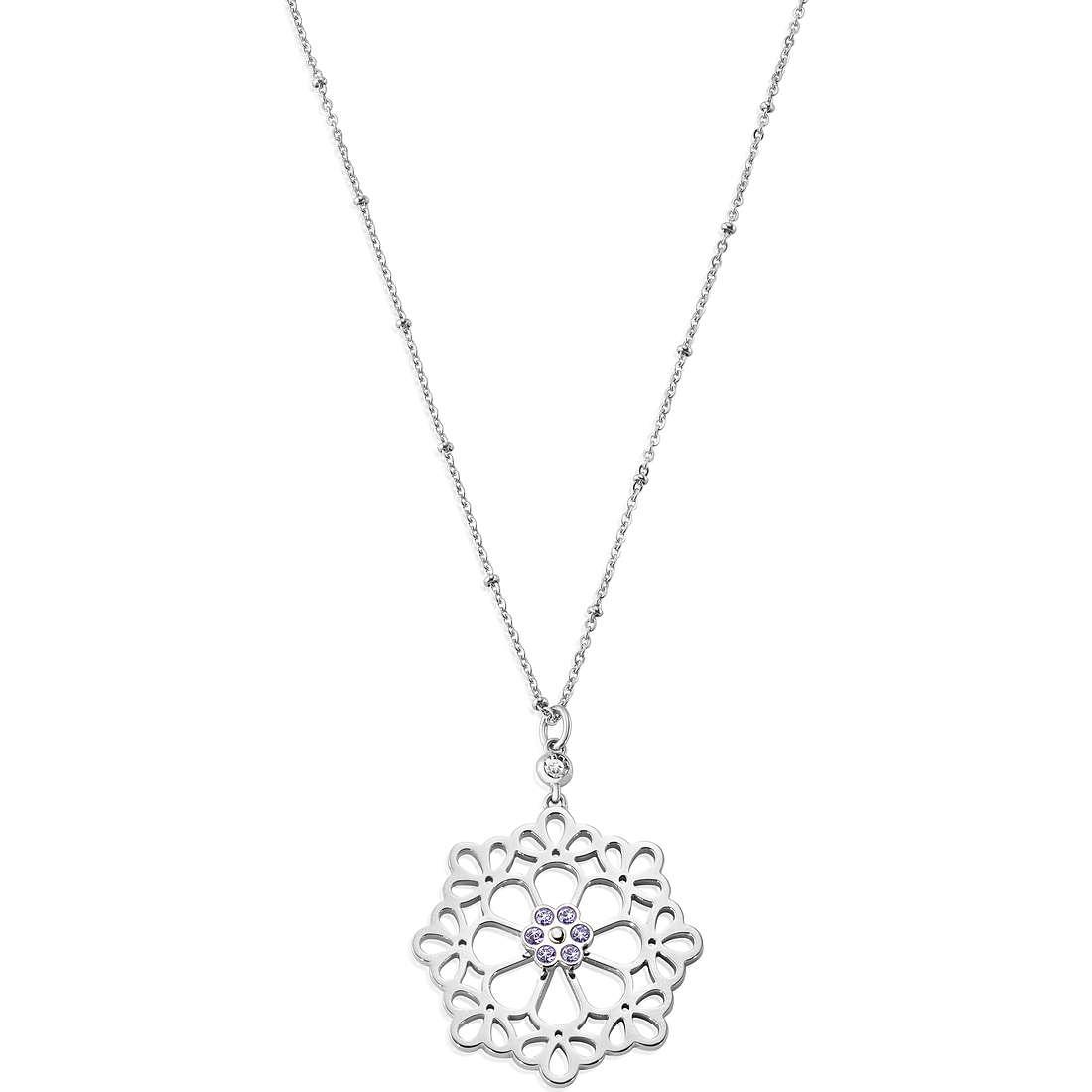 collier femme bijoux Morellato Kaleido SADY07