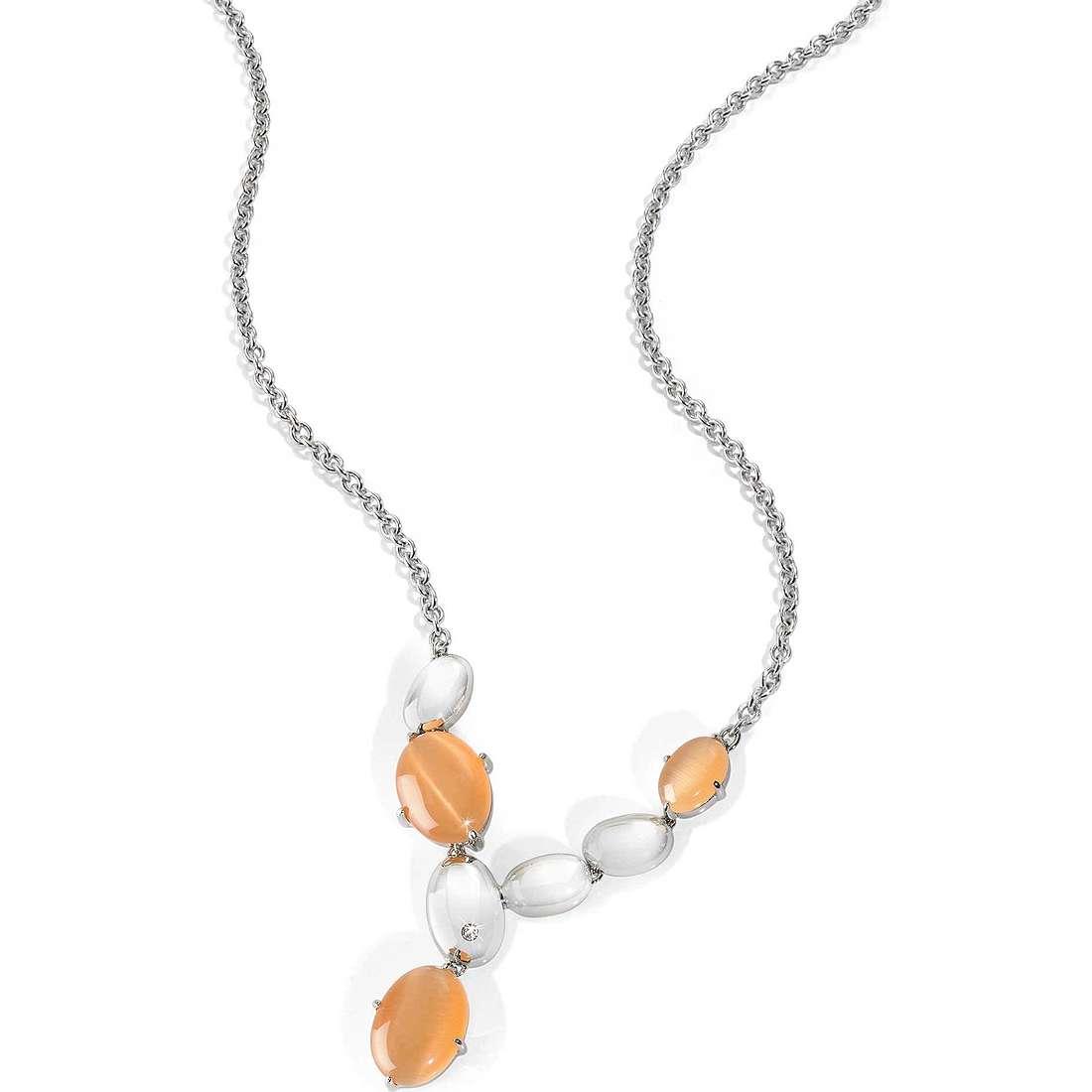 collier femme bijoux Morellato Mosaico SYV14