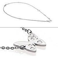 collier femme bijoux Nomination Butterfly 021320/001