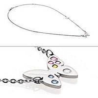 collier femme bijoux Nomination Butterfly 021320/005