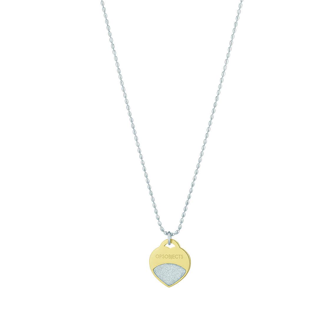 collier femme bijoux Ops Objects Glitter OPSCL-351