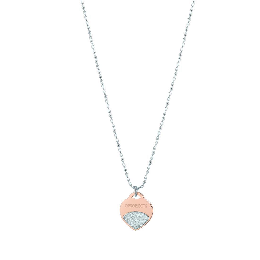 collier femme bijoux Ops Objects Glitter OPSCL-352
