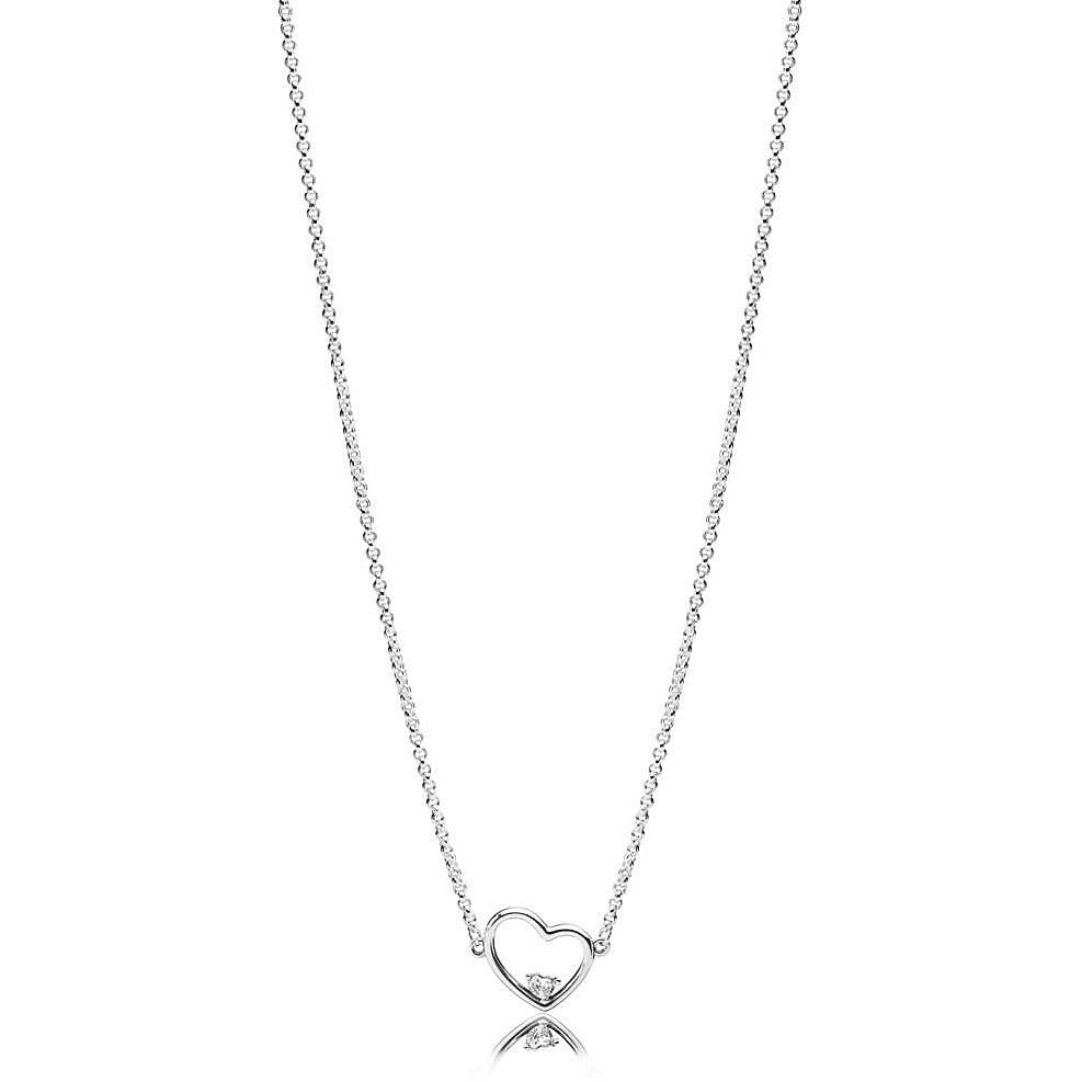 pandora bijoux collier