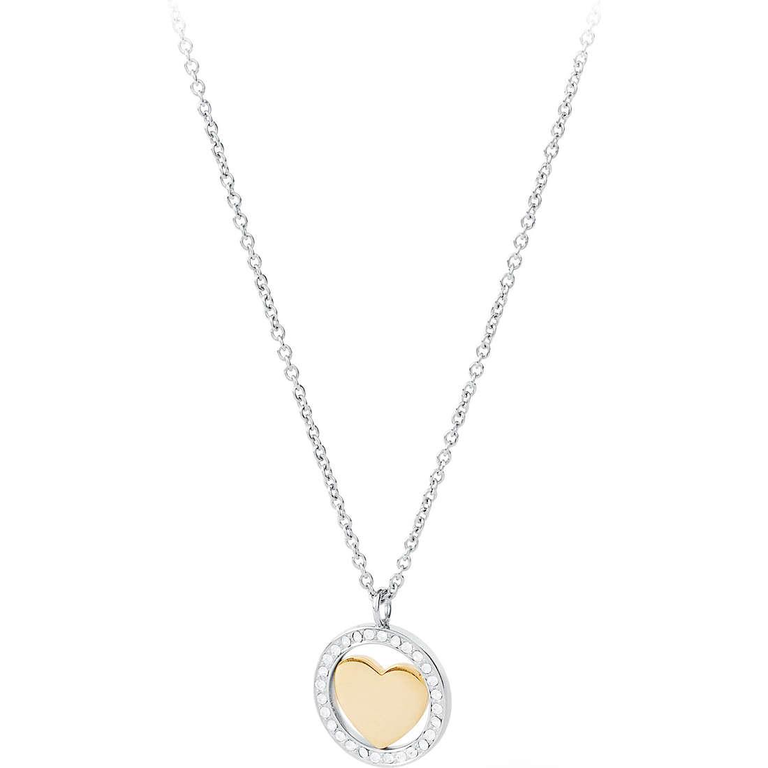 collier femme bijoux Sagapò AMULET SMU02