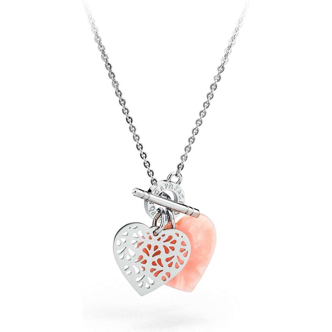 collier femme bijoux Sagapò Candy SCD02