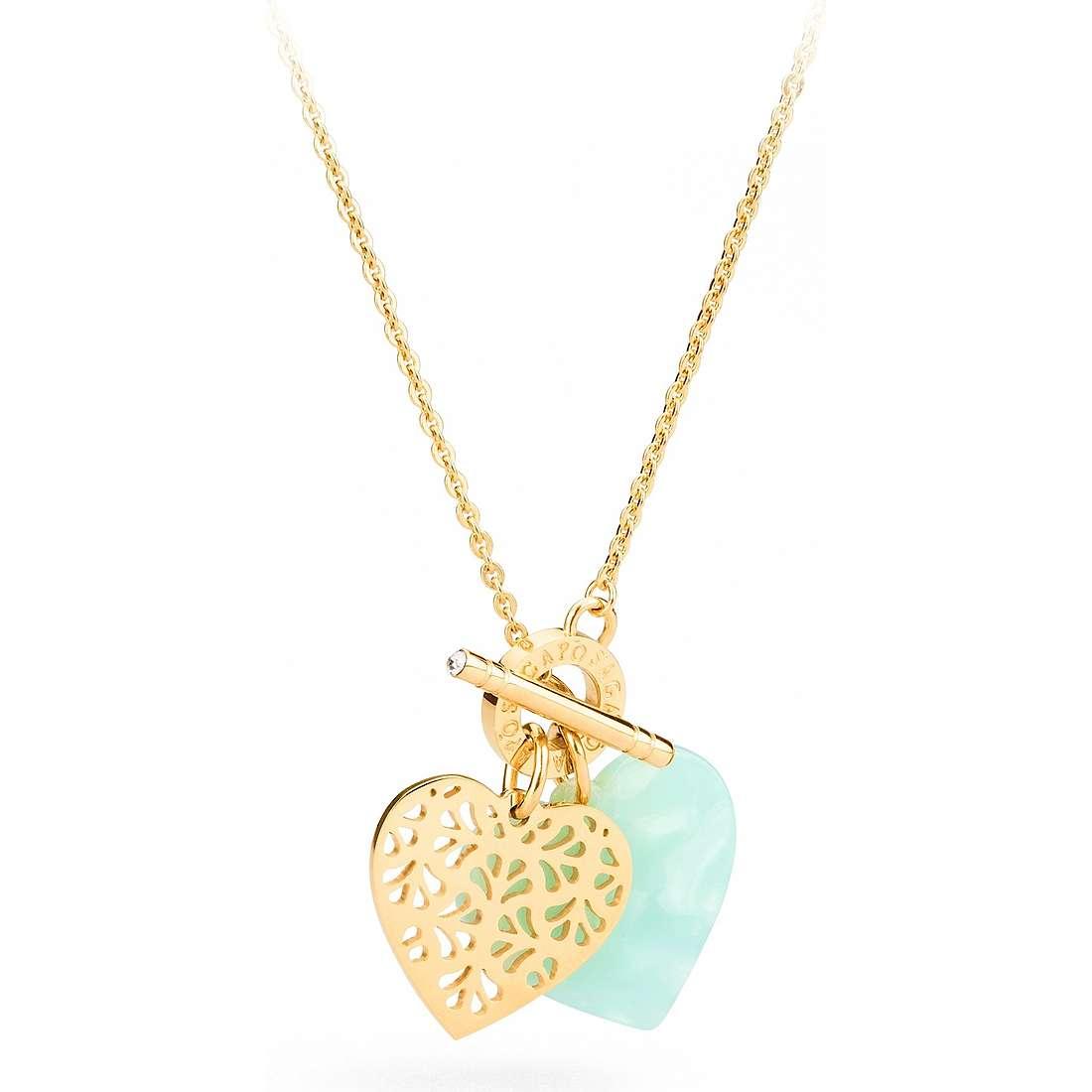 collier femme bijoux Sagapò Candy SCD03