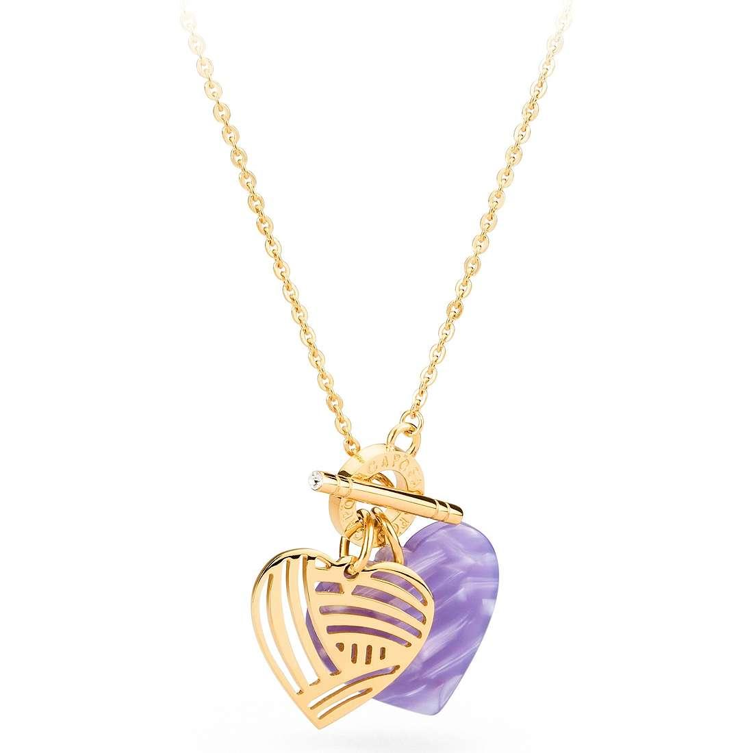 collier femme bijoux Sagapò Candy SCD04