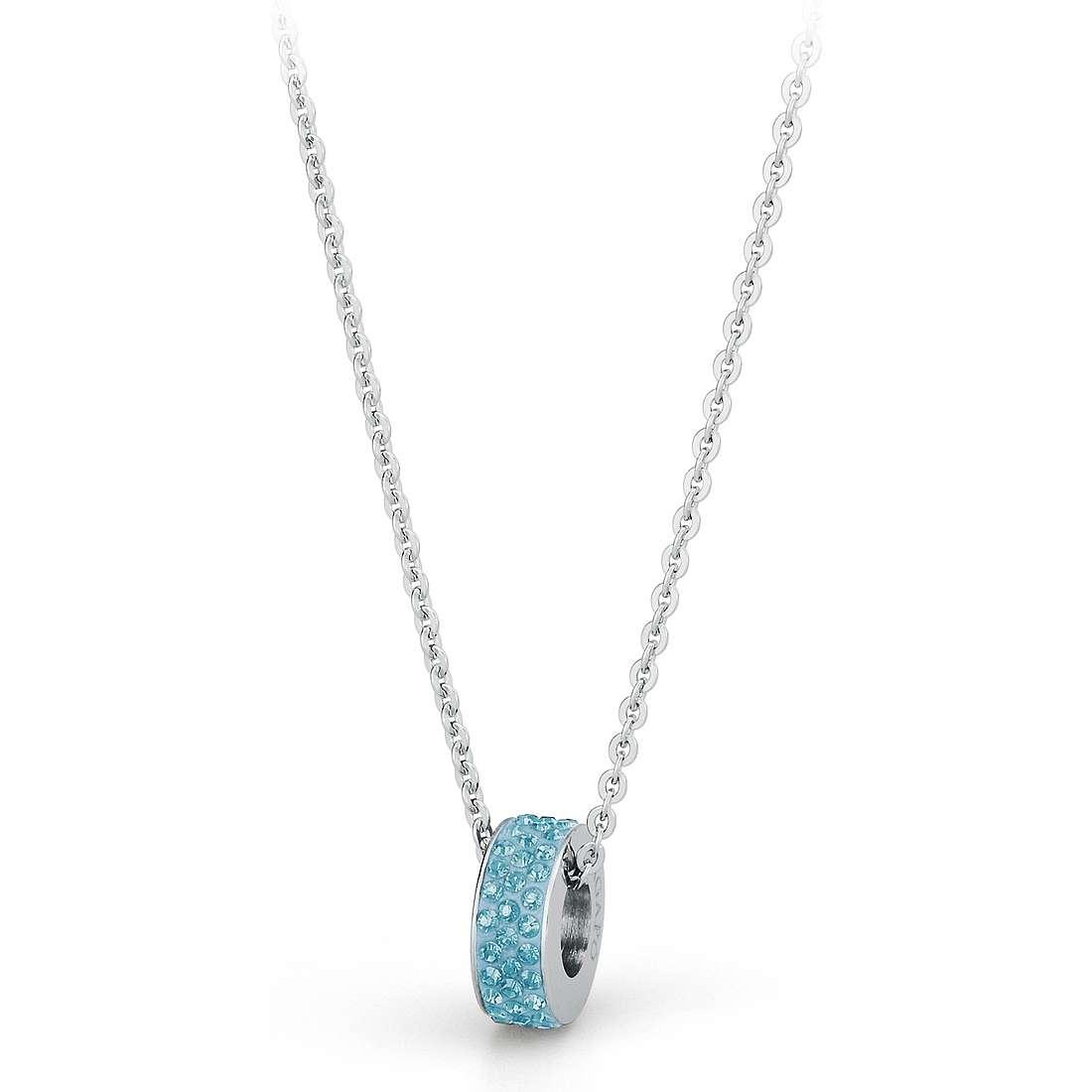 collier femme bijoux Sagapò CRYSTAL RING SCR08