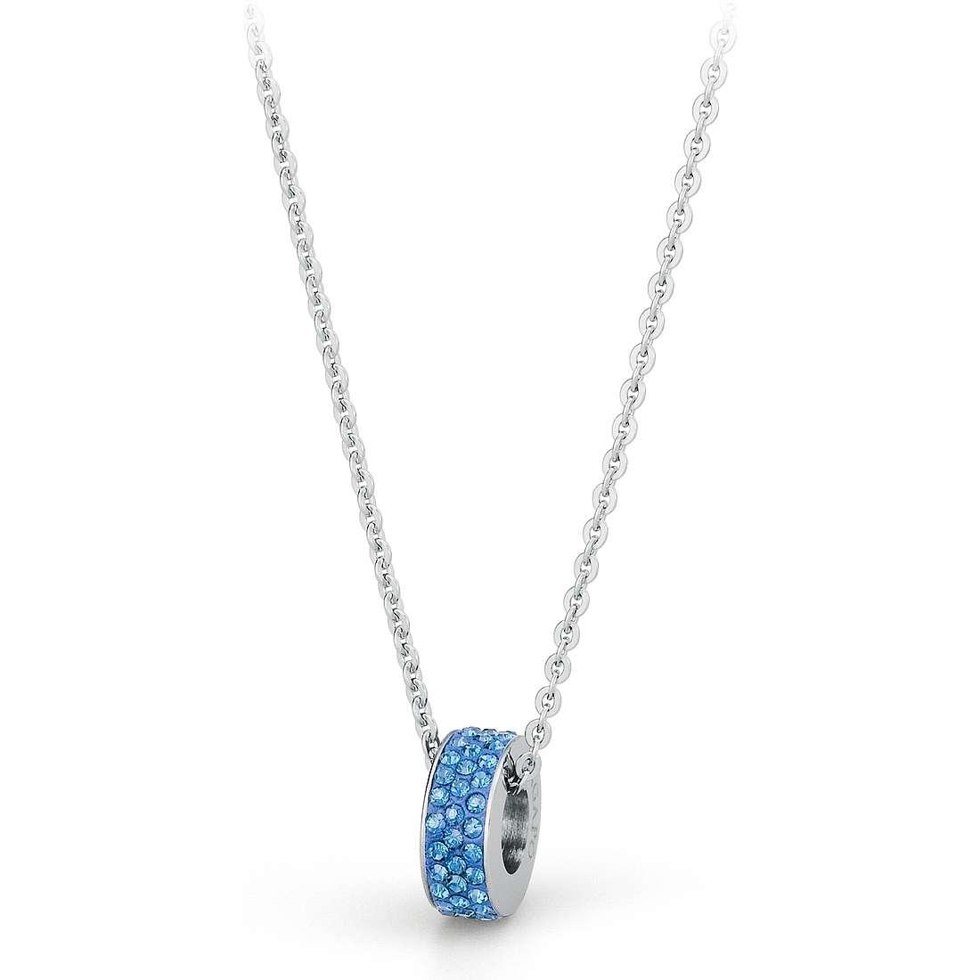 collier femme bijoux Sagapò CRYSTAL RING SCR12