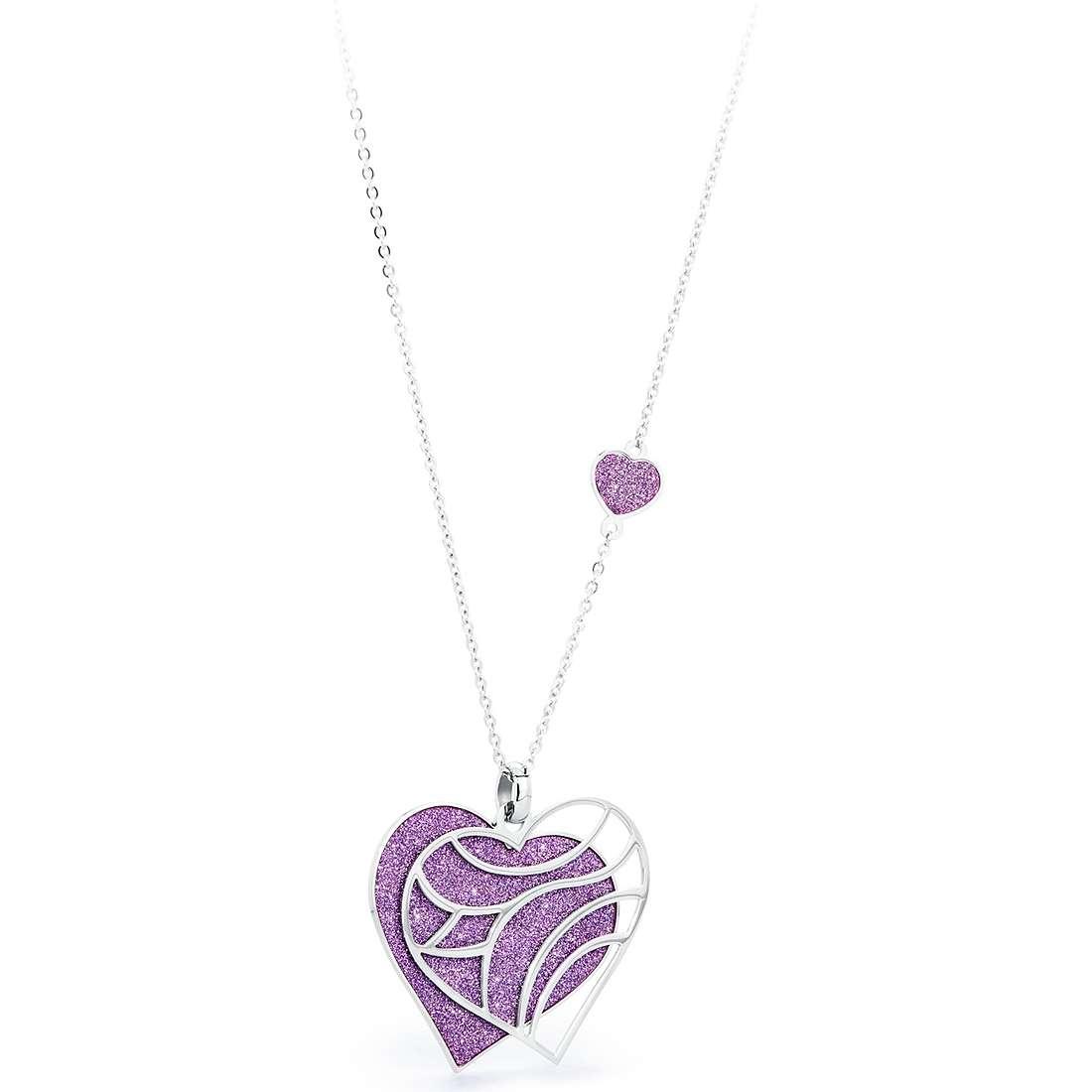 collier femme bijoux Sagapò GLITTER SGL05