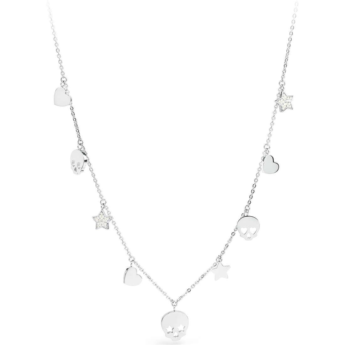 collier femme bijoux Sagapò HAMLET SHM01