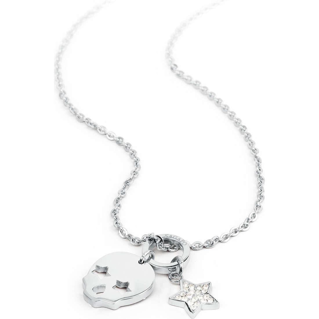 collier femme bijoux Sagapò HAMLET SHM02