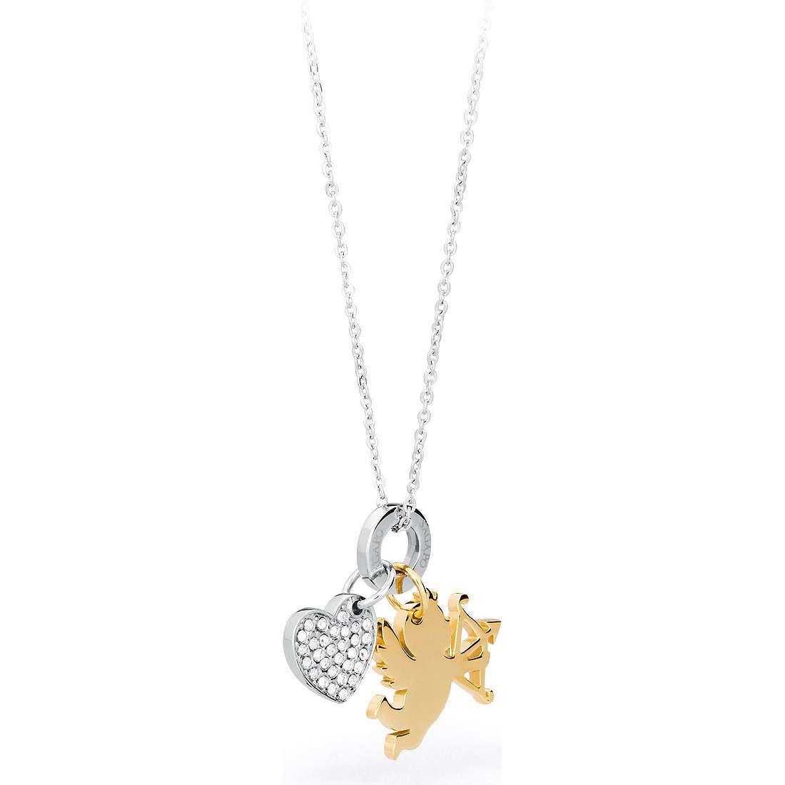 collier femme bijoux Sagapò Honey SHN04