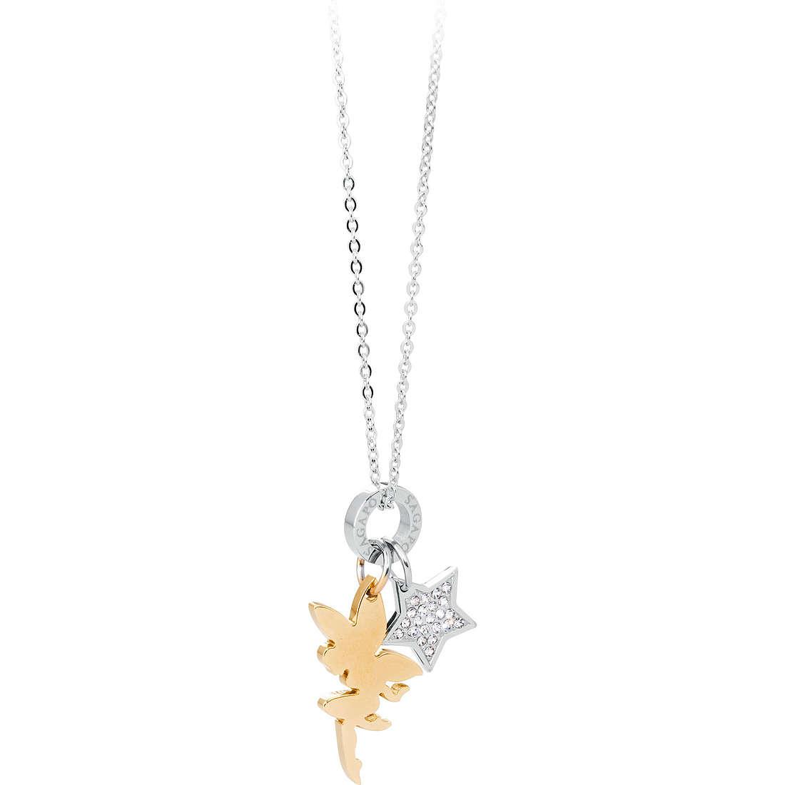 collier femme bijoux Sagapò Honey SHN06