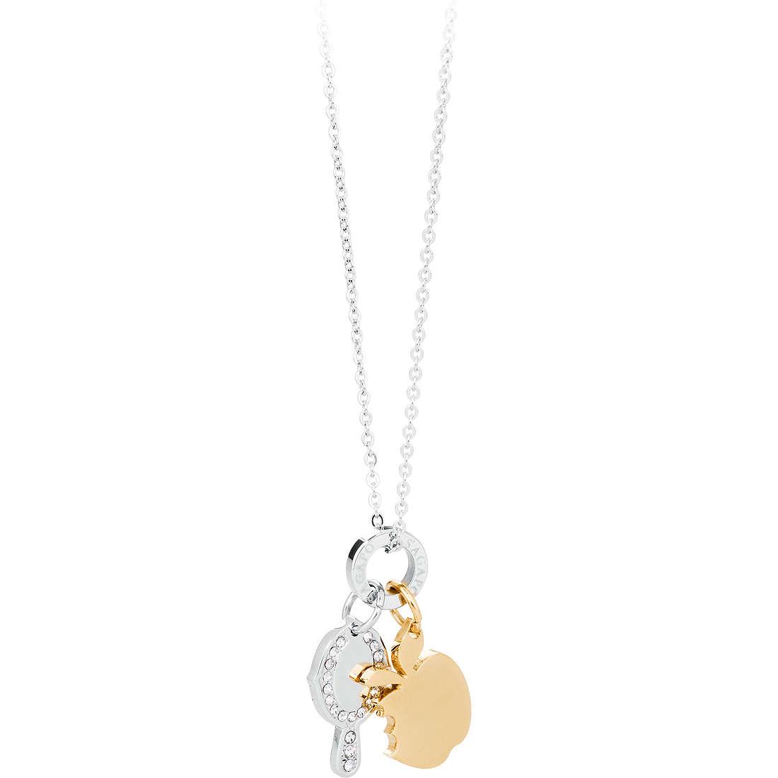 collier femme bijoux Sagapò Honey SHN08