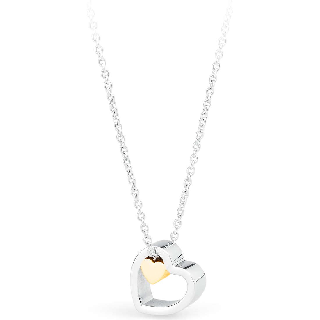 collier femme bijoux Sagapò IN LOVE SIL02
