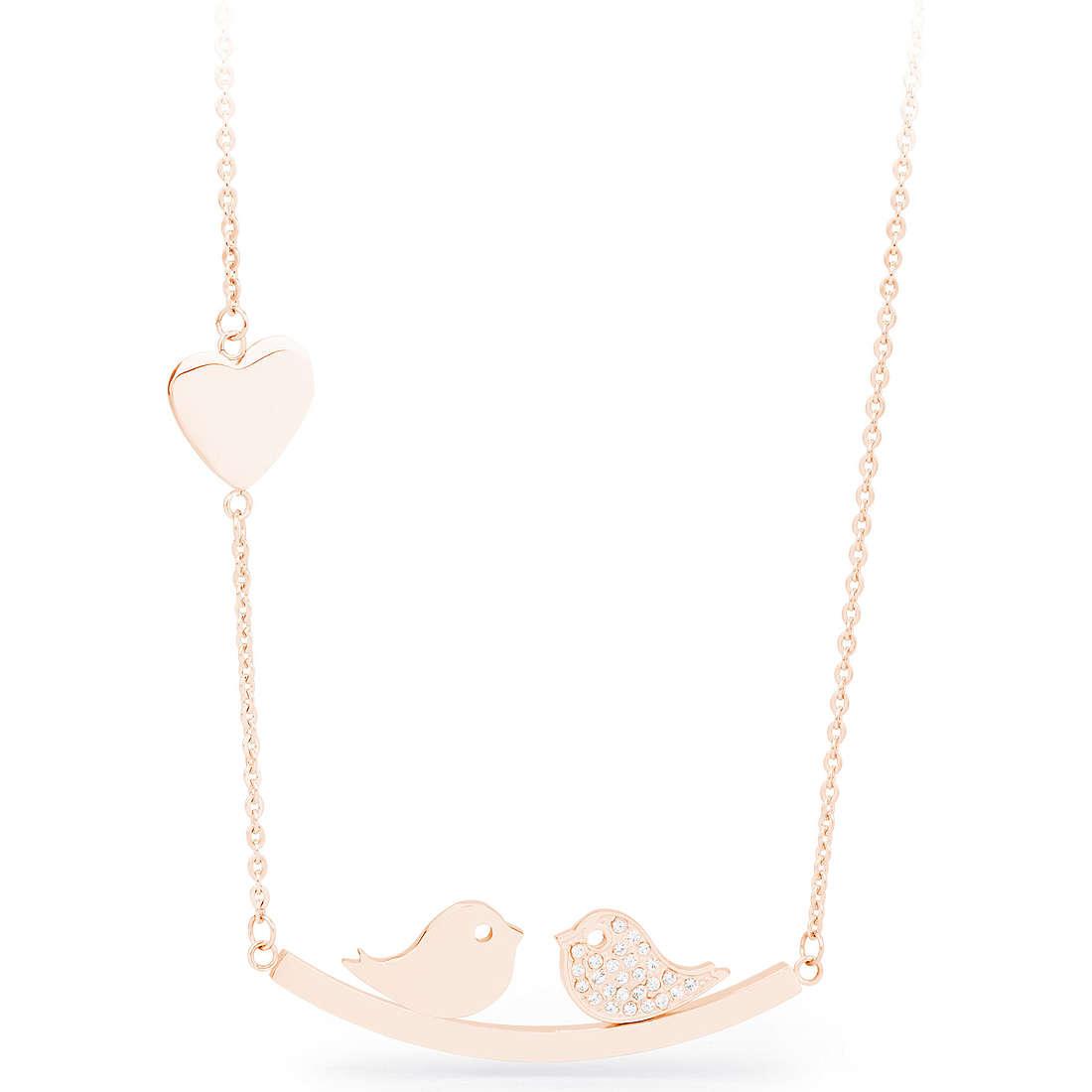 collier femme bijoux Sagapò KISS SKS02