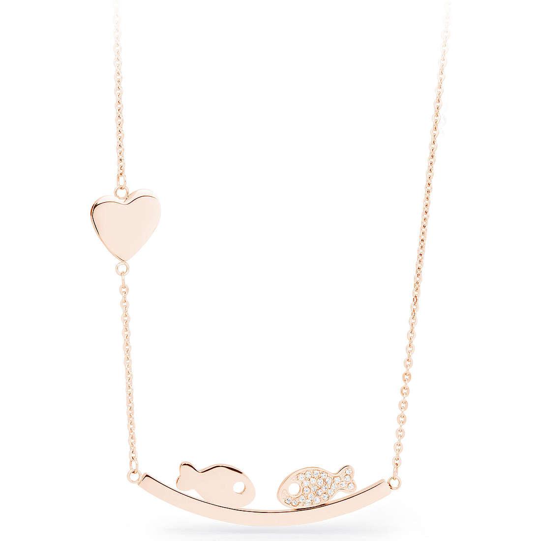 collier femme bijoux Sagapò KISS SKS08