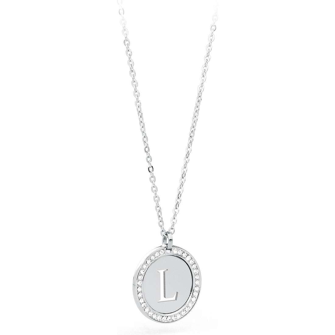 collier femme bijoux Sagapò LetteRing SLR11