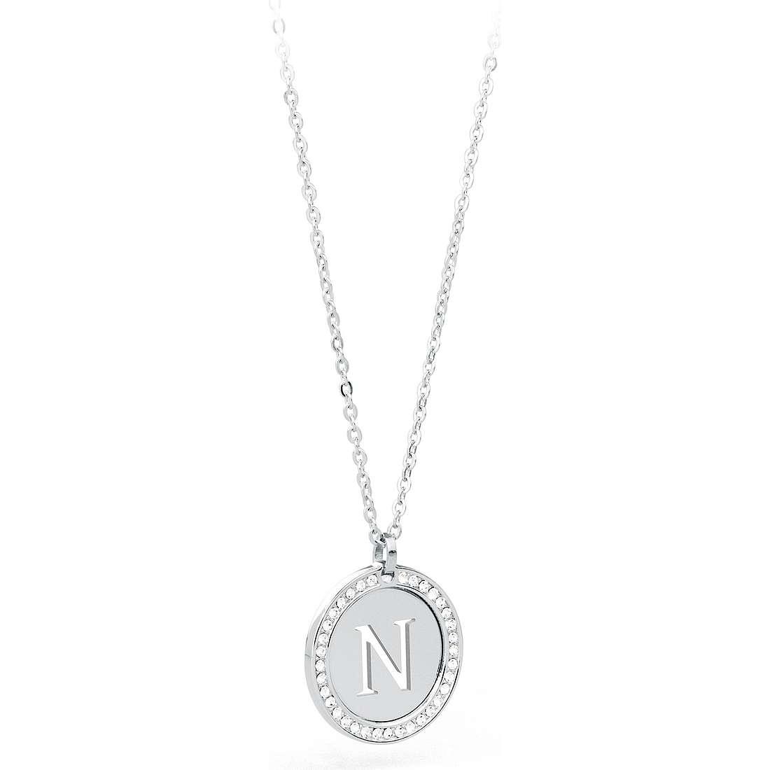 collier femme bijoux Sagapò LetteRing SLR13