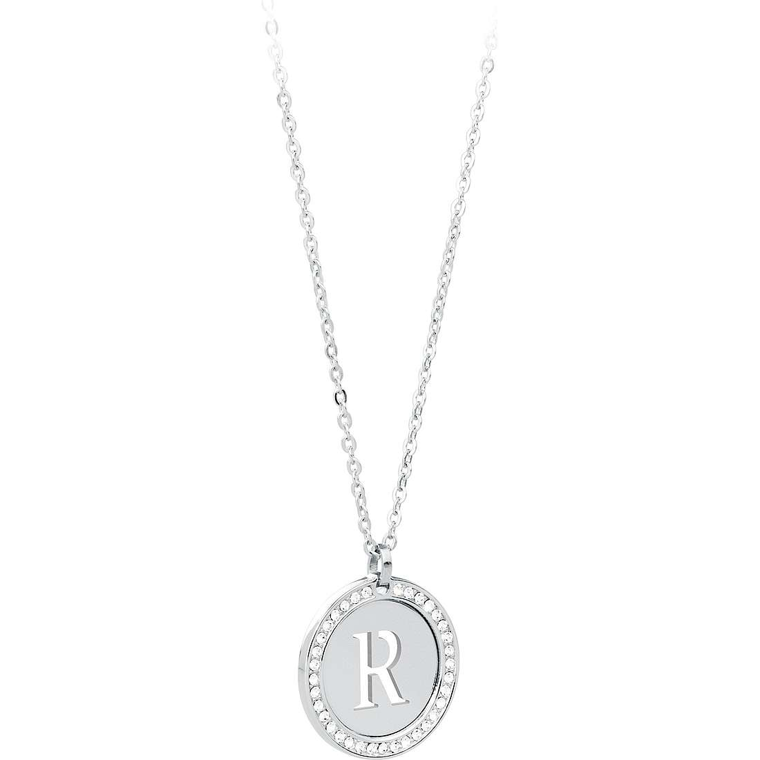 collier femme bijoux Sagapò LetteRing SLR16