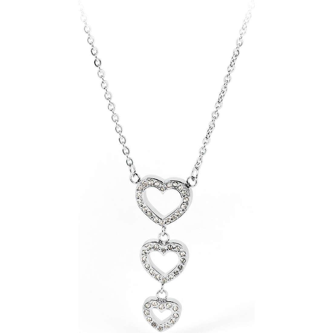 collier femme bijoux Sagapò Love day SLD01