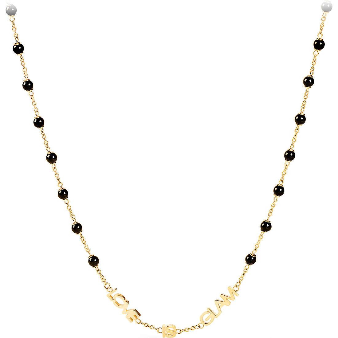 collier femme bijoux Sagapò LOVE IS GLAM SLG04