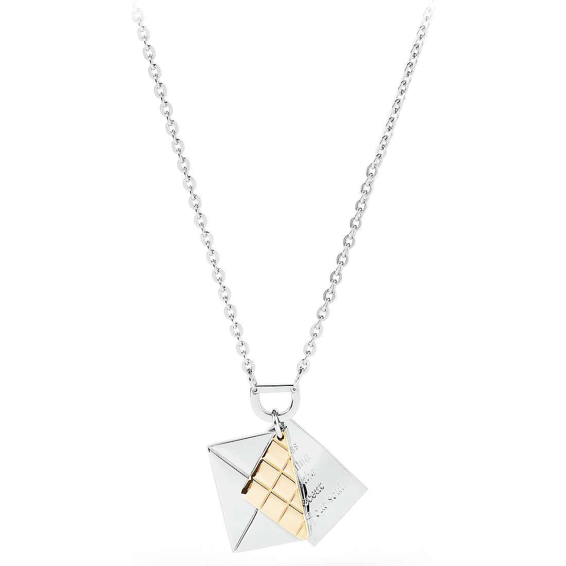 collier femme bijoux Sagapò Mail SMA02