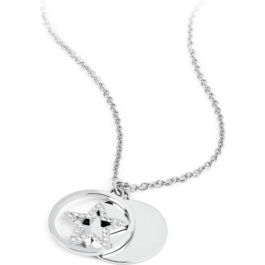collier femme bijoux Sagapò Miroir SAGAPOSRO01