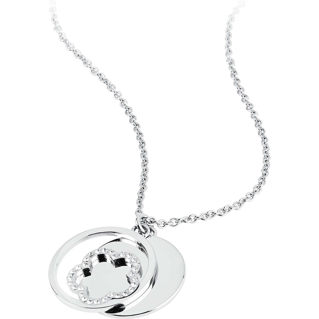 collier femme bijoux Sagapò Miroir SAGAPOSRO04
