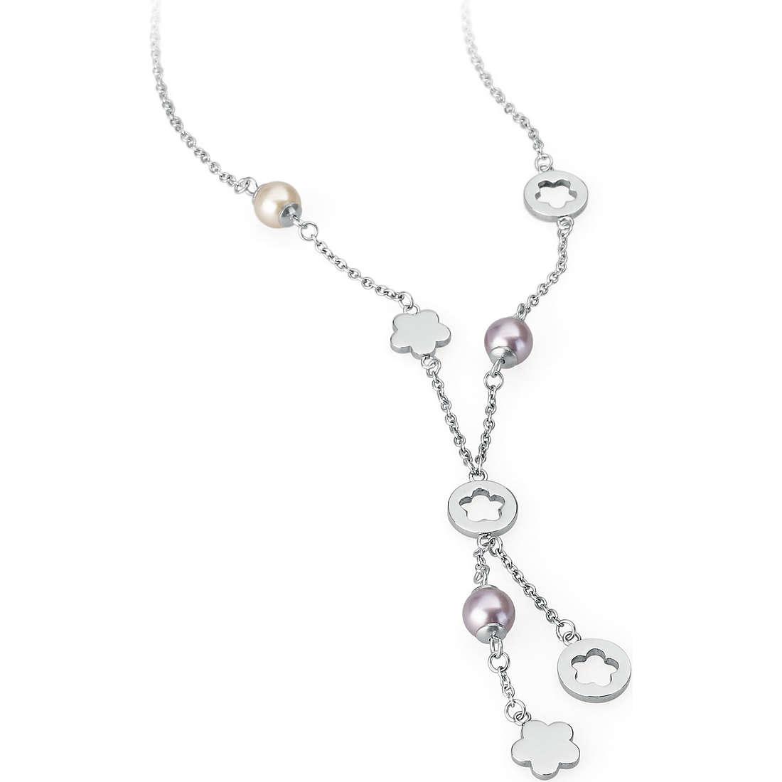 collier femme bijoux Sagapò Montmartre SMM02