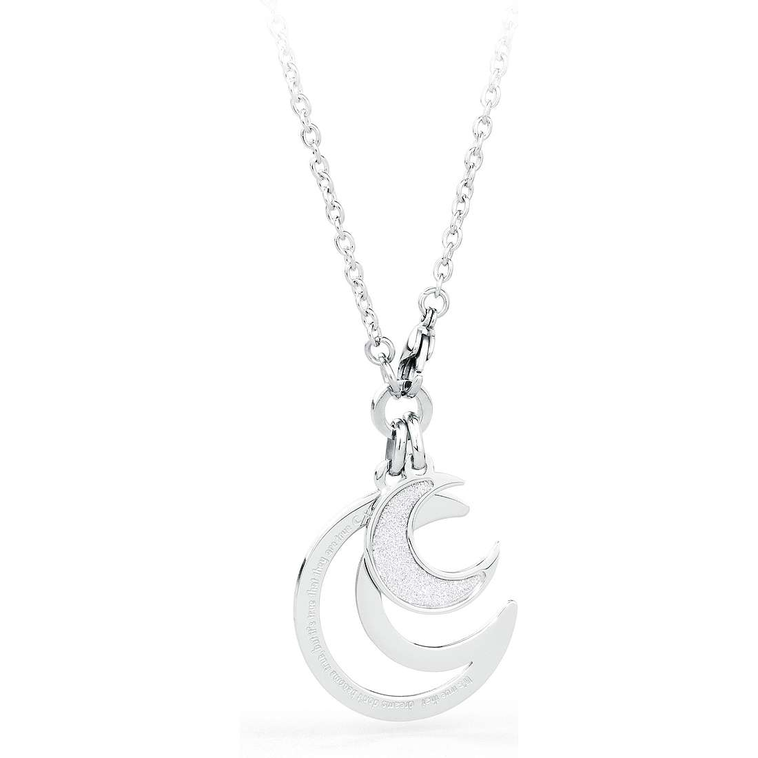 collier femme bijoux Sagapò Moonlight SML02