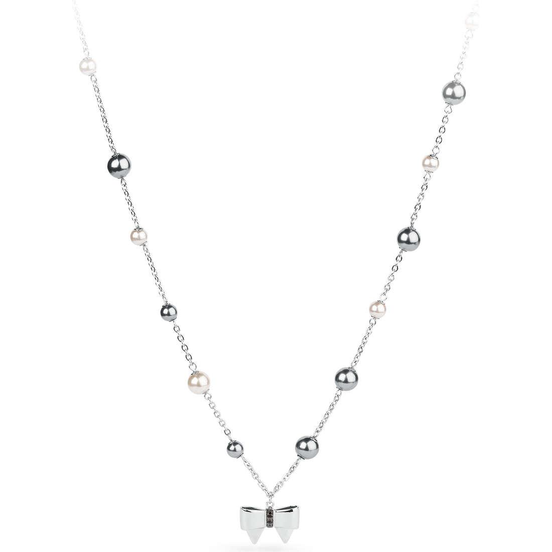 collier femme bijoux Sagapò Papillon SLL02