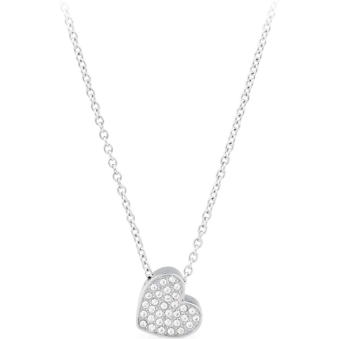 collier femme bijoux Sagapò Romance SAGAPOSRN01