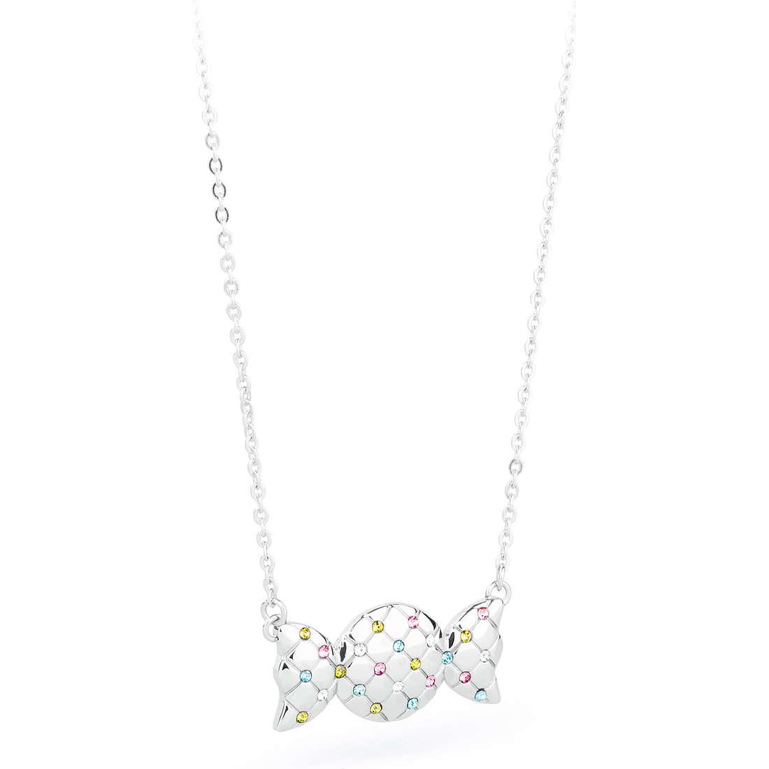 collier femme bijoux Sagapò Sweet SWE02