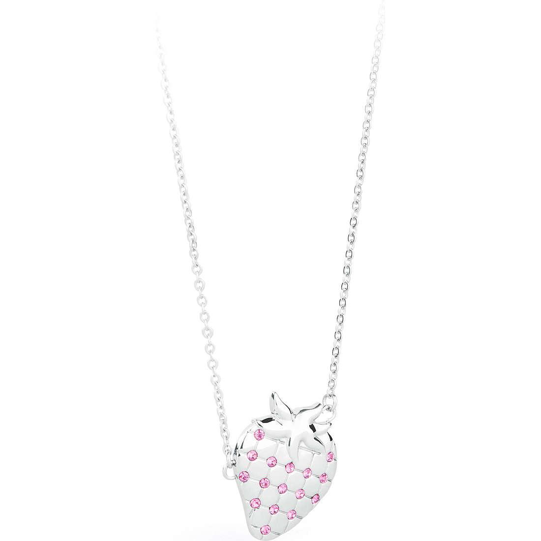 collier femme bijoux Sagapò Sweet SWE06