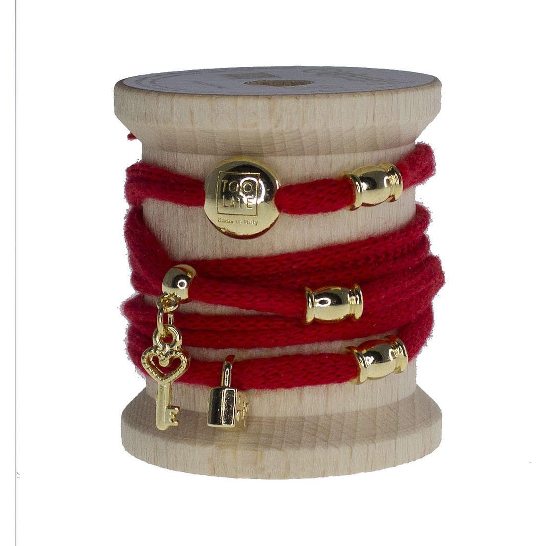 collier femme bijoux Too late 8052745220207