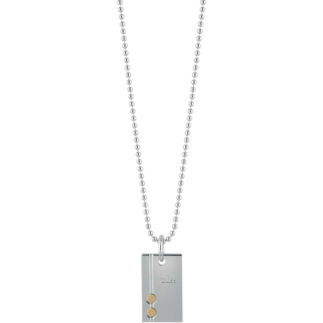 collier homme bijoux Bliss Aspen 20071466