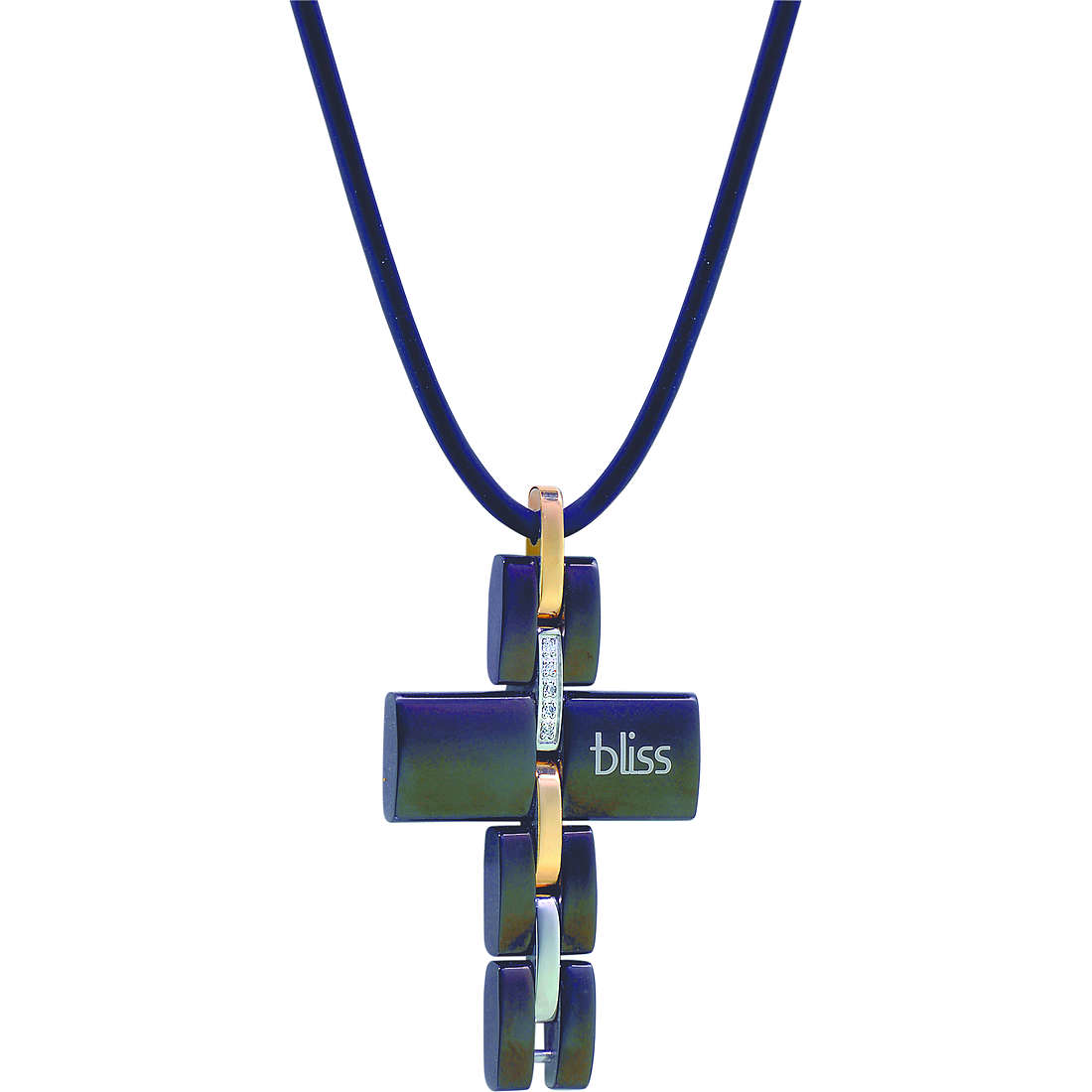 collier homme bijoux Bliss Joint 20004536