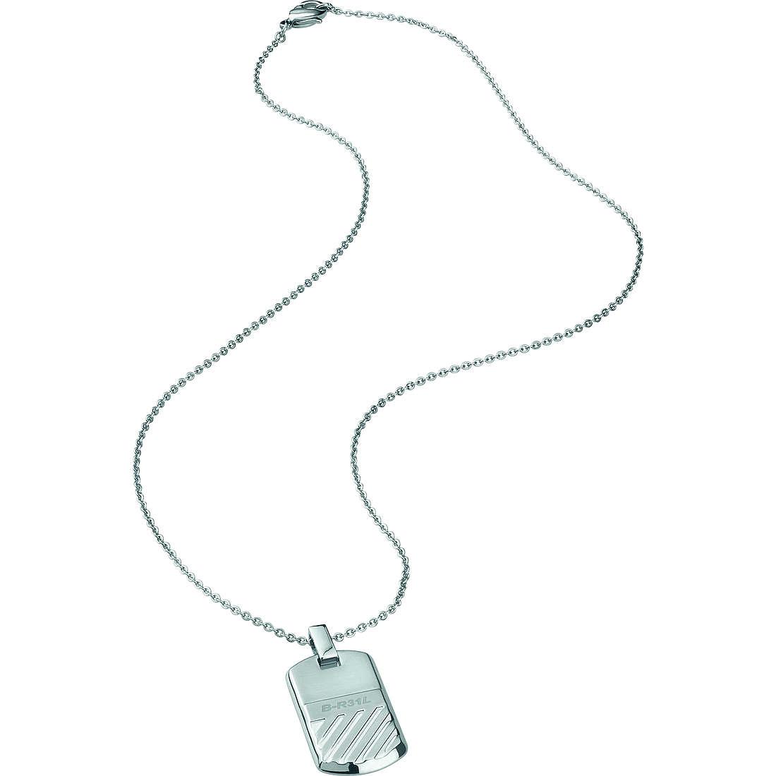 collier homme bijoux Breil B-R31L TJ1813