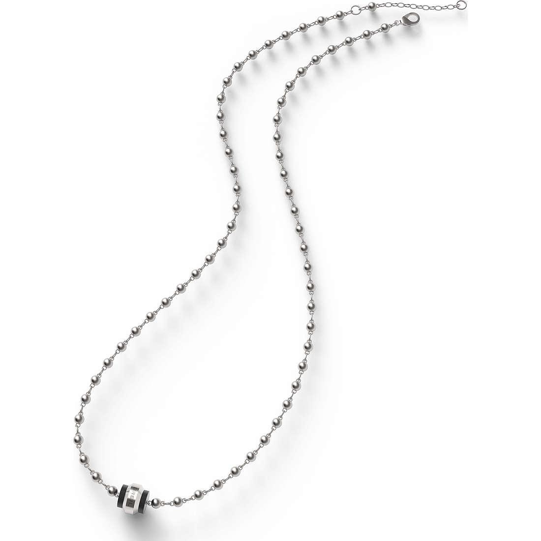 collier homme bijoux Breil Dots TJ1822