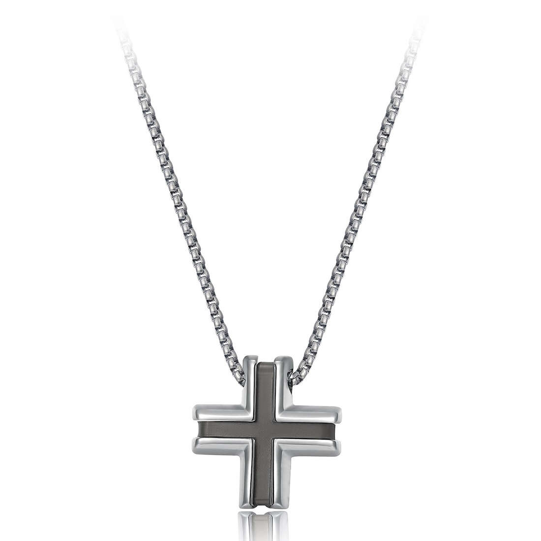 collier homme bijoux Brosway District BIT01