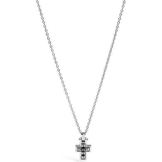 collier homme bijoux Brosway Spike BSK01
